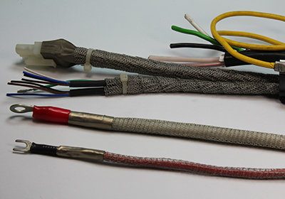 EMI shielding cable tube