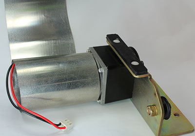 Permalloy-Foil-Covering-Motor